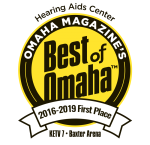 Omaha Magazine's Best of Omaha 2016-2019 First Place