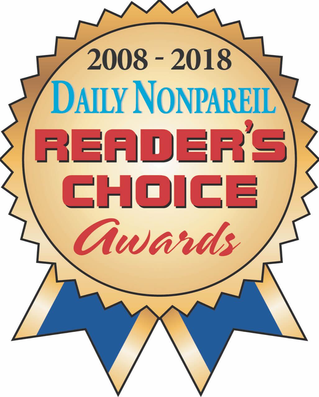 readers choice award 2008-2018(1)
