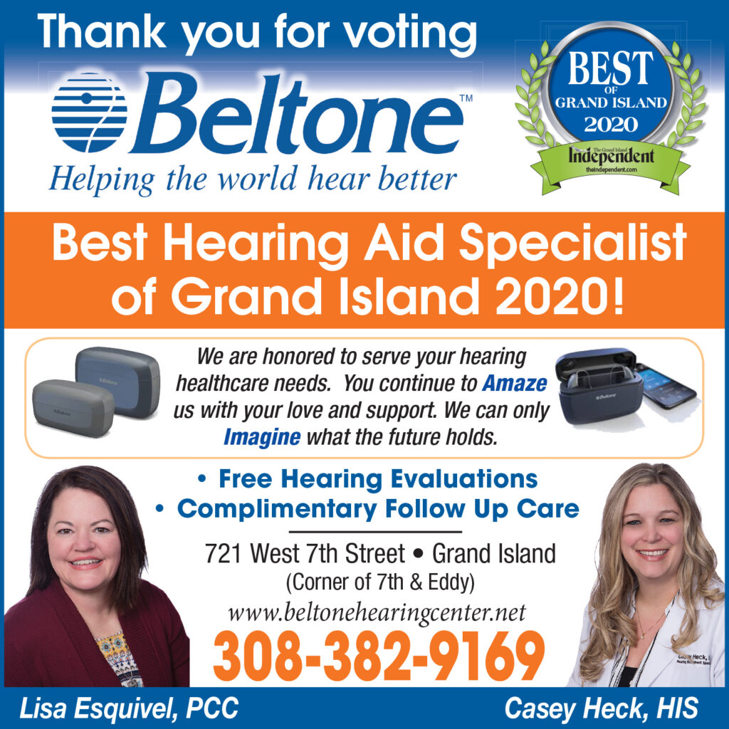 Best Hearing Aid Specialist of Grand Island 2020