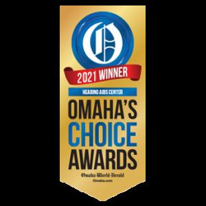 2021 Winner Omaha;s Choice awards